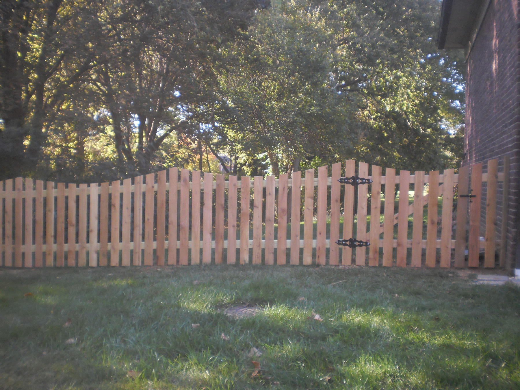 The Fence Guy Of Louisville Durable Wood Fencing For